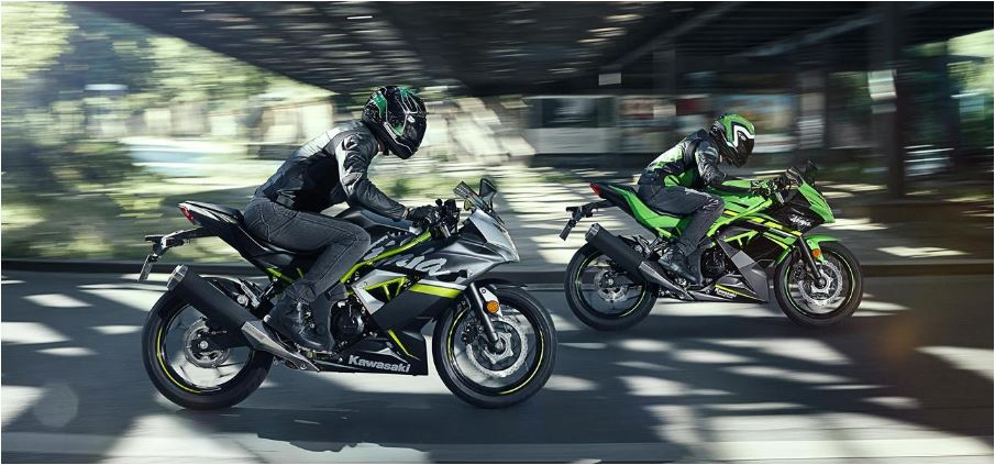 Kawasaki OPEN HOUSE mit Destimoto, am 24. November 2018, 09.00 Uhr