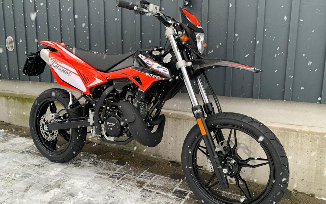 BETA RR50-2T 45 KM/H MOTARD